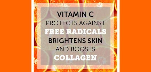 Vitamin C Water Soluble Nutrients