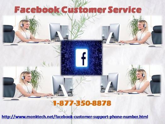Eliminate Facebook complication through 1-877-350-8878 Facebook customer service