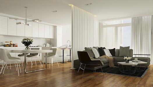 Interiors with Engineered Oak Flooring | Engineered Wood Flooring
