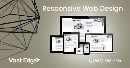 Website Development Services & Responsive Web Designs by VastEdge