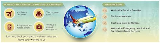 Schengen Travel Insurance | Worldwide Travel Insurance | Future Generali