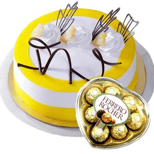 Online cake delivery services in Delhi