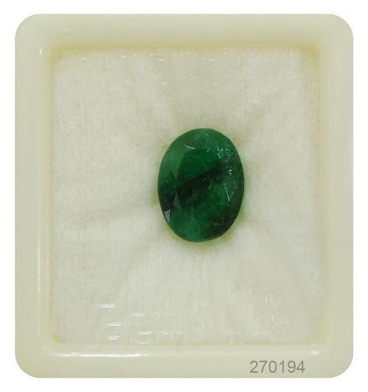 Astrological Emerald gemstone 4.6CT