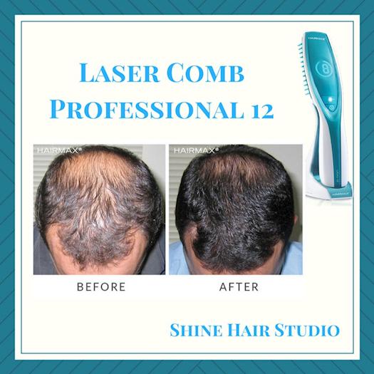 Laser Comb 12