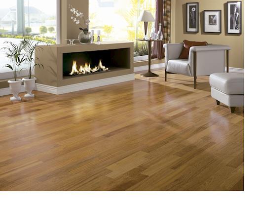 engineered-wood floor