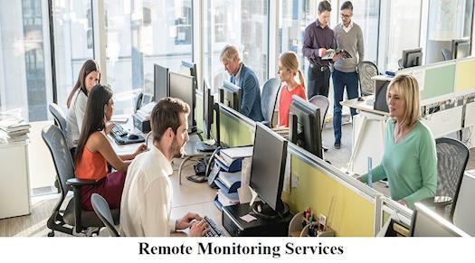Remote Monitoring Services