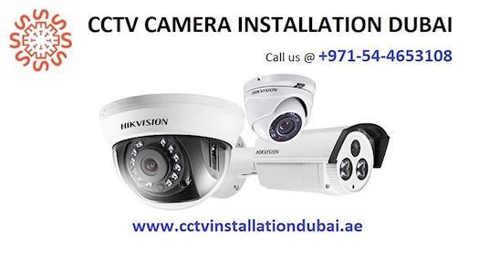 CCTV Camera Installation Dubai, UAE - Techno Edge Systems L.L.C