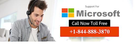 Microsoft Technical Support Canada 1-844-888-3870