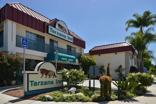 Tarzana Inn Tarzana California