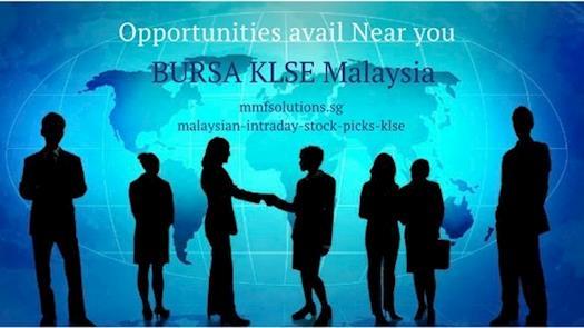Opportunities for KLSE Market