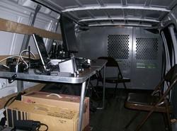 Investigation Van