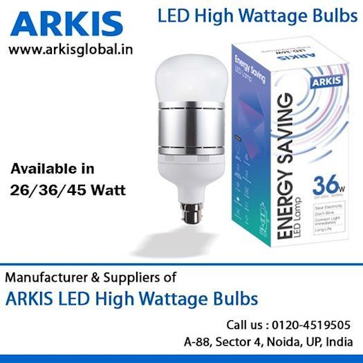 AKRIS LED High Wattage Bulbs in India
