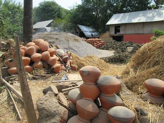 Yandabo Pottery