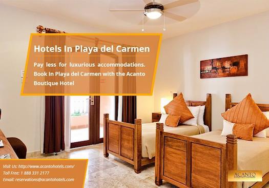 luxury condo hotel Playa Del Carmen