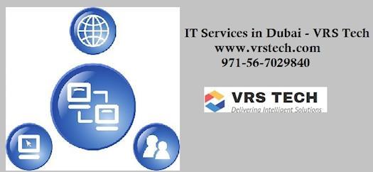 Best IT Support Companies in Dubai -VRS Tech
