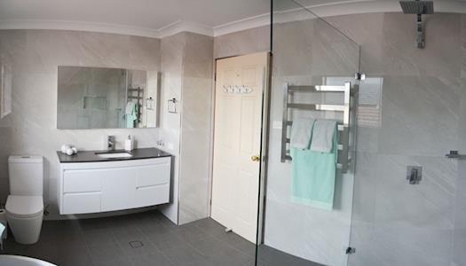 Complete Bathroom Remodel | Main Bathroom