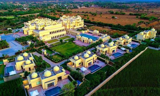 Luxury Resort Jaipur | Best Heritage Resort - The Vijayran Palace