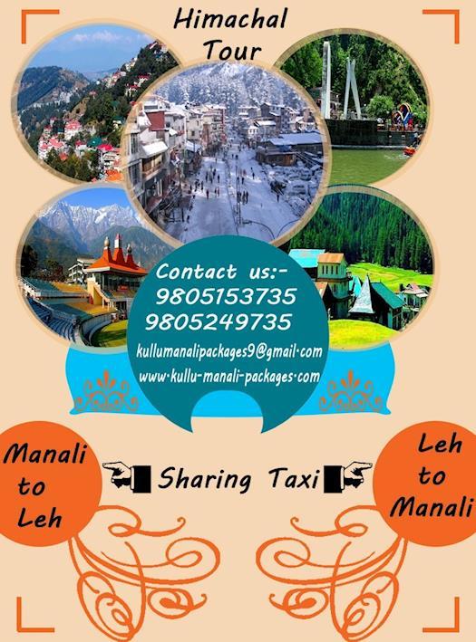 #HimachalHolidayPackages  #KulluManaliShimlaPackage #TaxiHireInKulluManali  #LahualSpitiJeepSafari