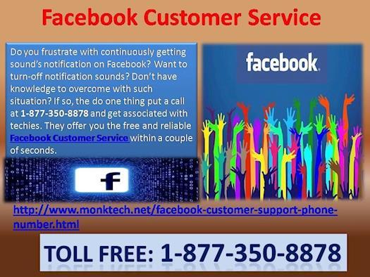 Wandering For Top-Notch Service? Get Facebook Customer Service 1-877-350-8878