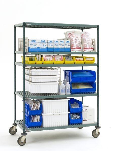 Super Erecta Pro Shelving System