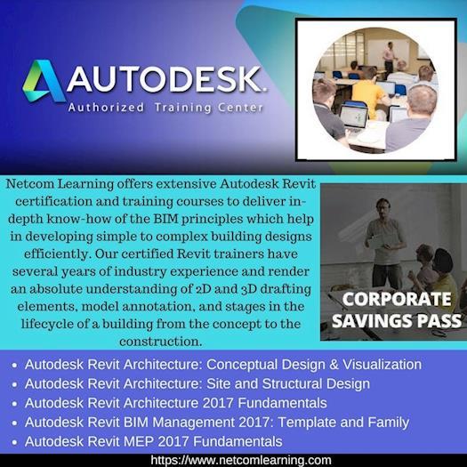 Get advanced, hands-on Autodesk Revit training to gain comprehensive understanding of the BIM princi