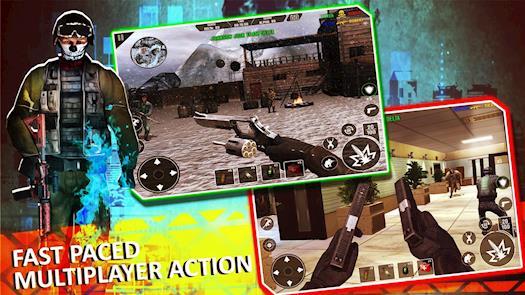 Multiplayer Shooting Game