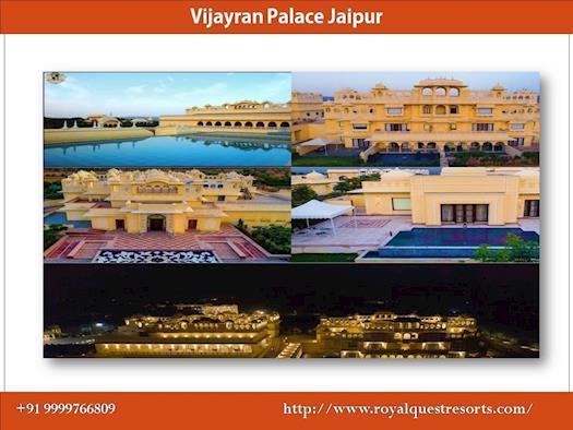 Holiday Resort Jaipur