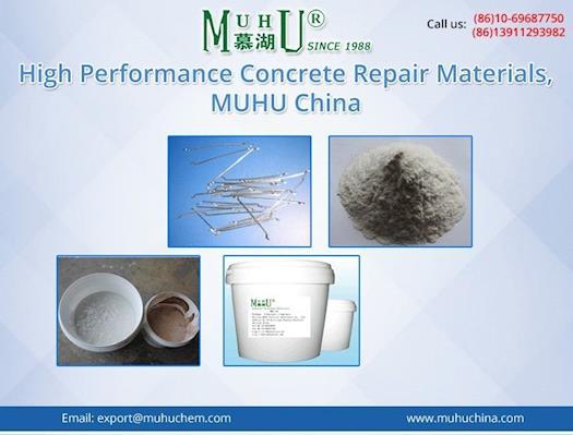High Performance Concrete Repair Materials - MUHU China