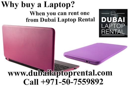 Brand New Laptop Rentals Dubai | Laptop Rental in Dubai | Laptop Rental Dubai