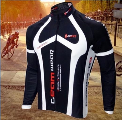 Custom Long Sleeve T-Shirts & Cycling Jerseys
