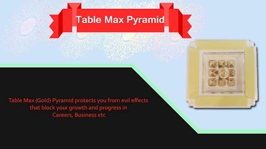 Surprising Benefits of Table Max Pyramid
