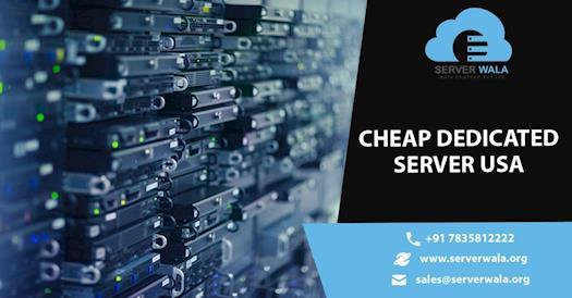 Cheap Dedicated Server USA