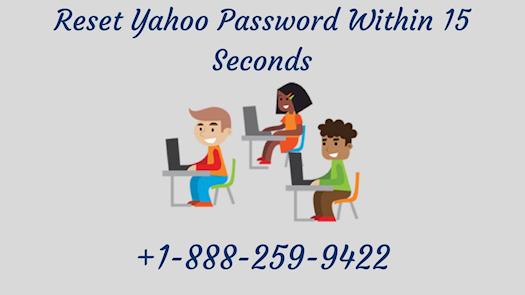 Reset Yahoo Mail Password On iPhone