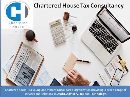 Tax Consulting Company in Dubai