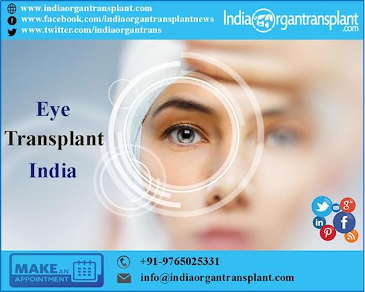 Eye Transplant in India