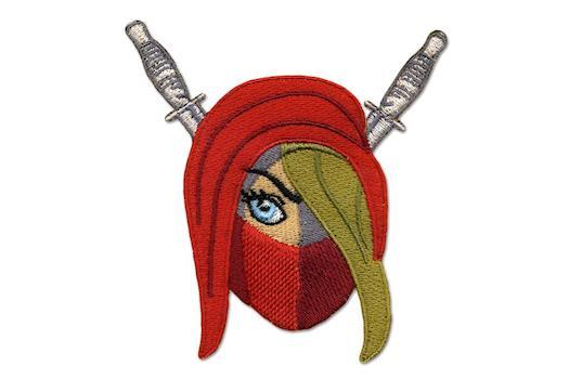 Ninja-Girl-Digitize-Logo-Design