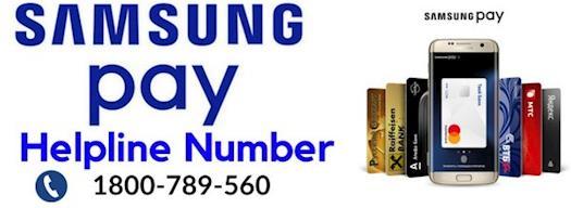 Dial Samsung Pay Helpline Number 1800-789-560 Australia