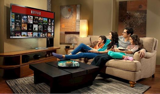 Netflix tv help & support