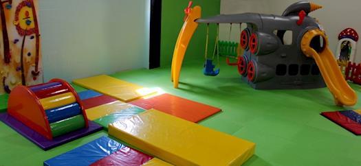 kids gymnasium