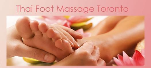 Affordable Thai Foot Massage Toronto