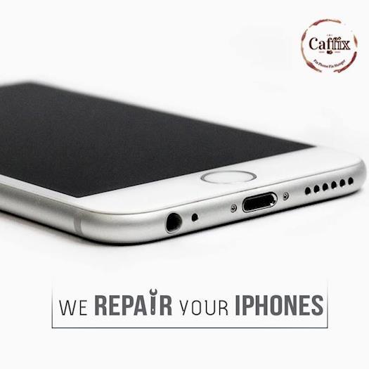 Caffix - iPhone Service Center in Vastrapur, Ahmedabad