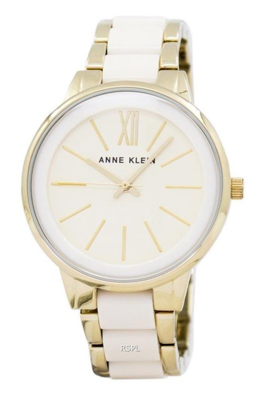 Anne Klein Quartz 1412IVGB Womens Watch