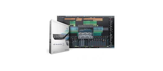 PRESONUS Studio One Artist V3 DAW Software