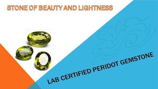 Peridot Gemstone for Beauty & Lightness