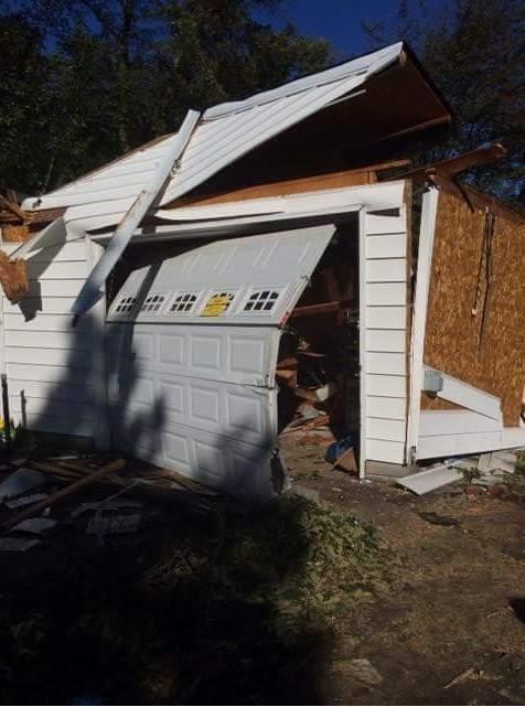 Storm Damage Columbia