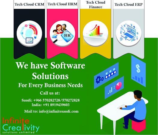 Best ERP Software Providers in Saudi Arabia