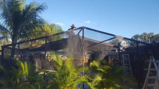 Patio ReScreen Sarasota-FL