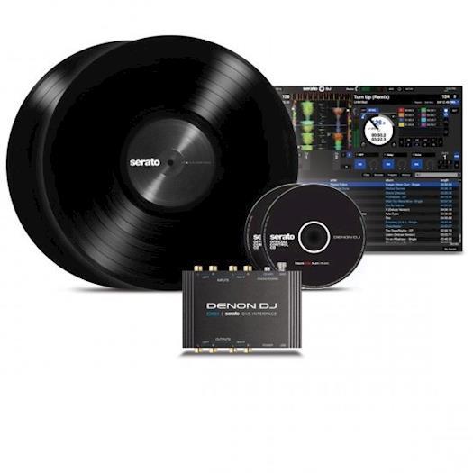 DENON DS1 Serato DVS Interface at DJ Store