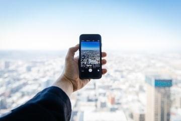 Oamii-Augumented-Reality-Cellphone-Camera-Skyline