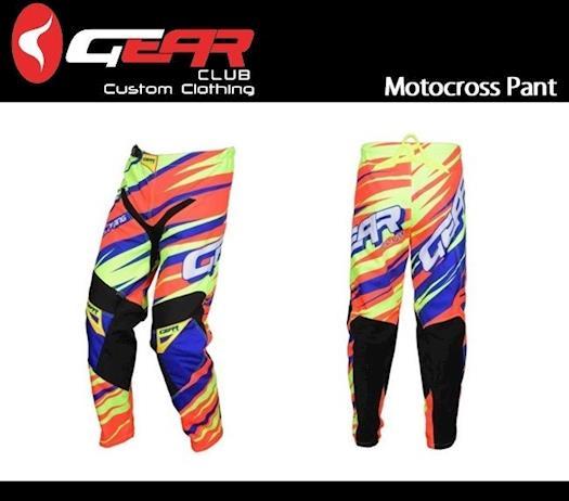 Motocross Gear Pants